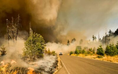 Wildfires Bring Insurance Restrictions for Some Oregon Zip Codes