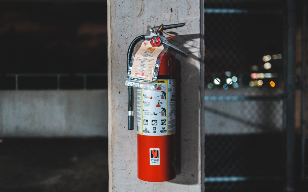 Oregon Fire Extinguisher Code Explained