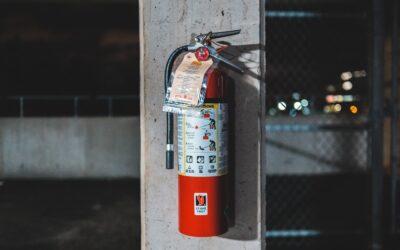 Oregon Fire Extinguisher Code Explained